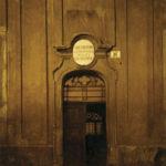 Drzwi dosiedziby Archiwum Aktów Dawnych Miasta Krakowa przy ul.Siennej 16, fot.nieznany, b.d. (ANK, Zbiór fotograficzny A-V-560)