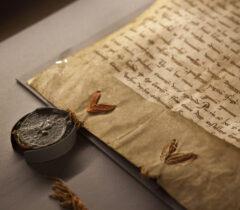 sandomierski, lokuje Kraków naprawie magdeburskim, Kopernia, 5 czerwca 1257 r. Dokument lokacyjny miasta Krakowa z5 czerwca 1257 r. stworzył podwaliny podrozwój samorządu miejskiego (ANK, Zbiór dokumentów pergaminowych, sygn. 29/657/2)